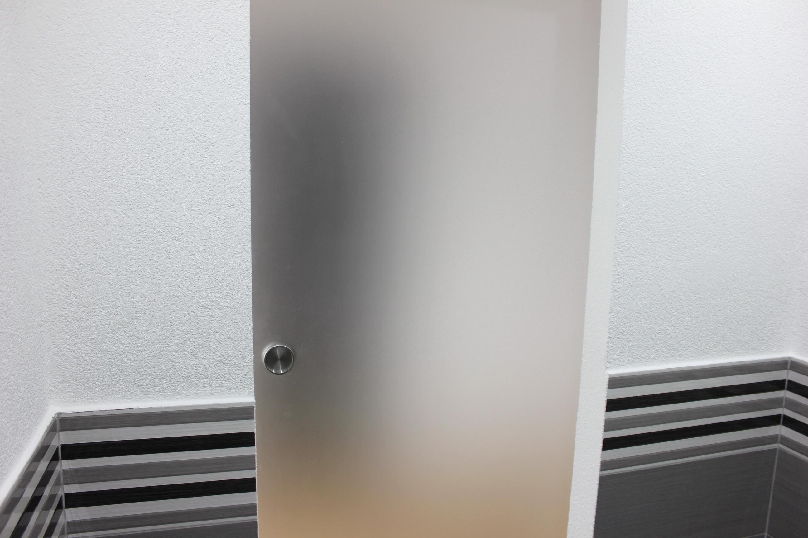 sklenené dvere posuvné 5